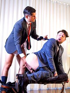 Gay Suit Porn